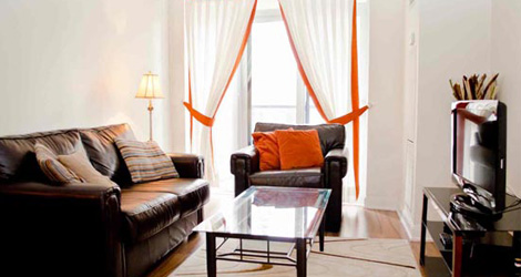 Furnished Rentals in Mississauga